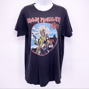 Iron Maiden Killers Band Tee Size Medium